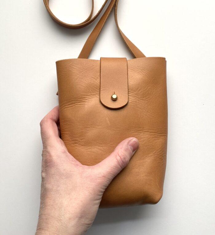 P Kirkwood Small Bag N0.1 With Hand