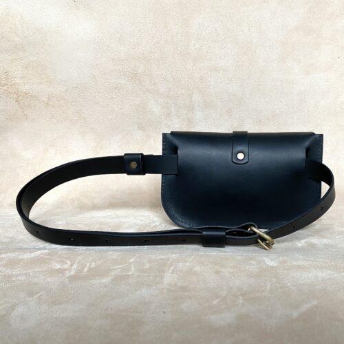Pkirkwood Belt Bag Blk No.4 Back Standing
