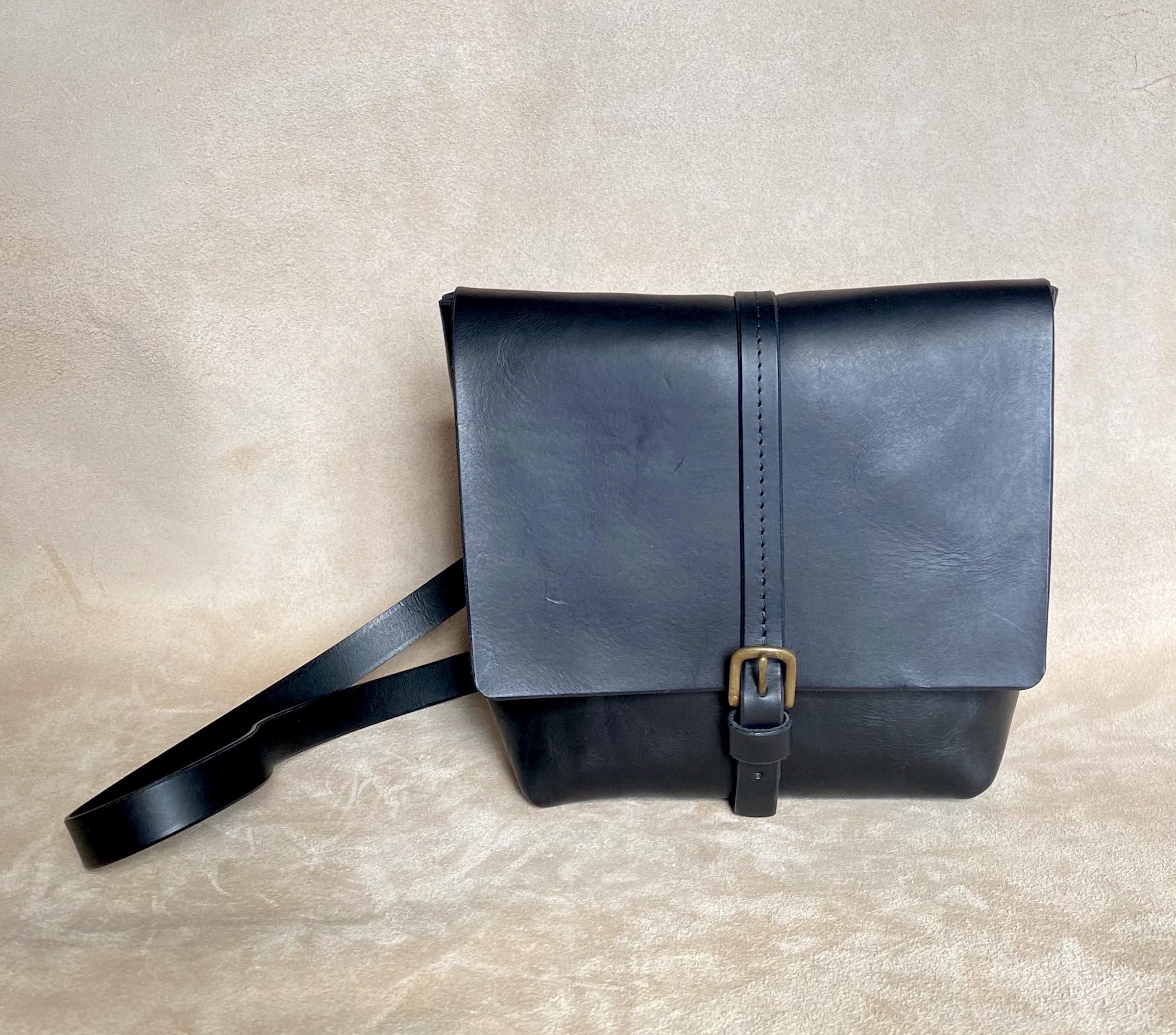 www.pkirkwood.com small messenger bag no.3