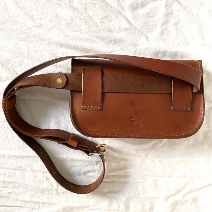 Paula Kirkwood - Belt Bag Brown