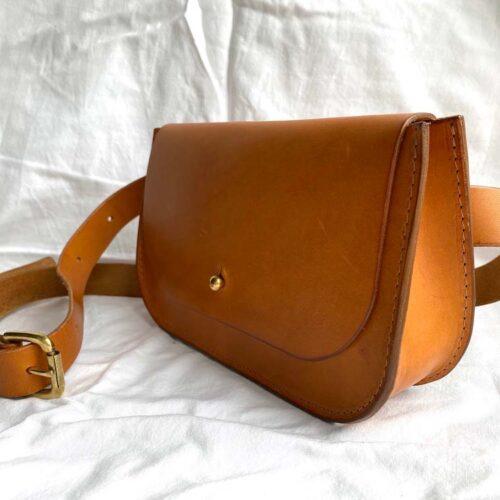 Paula Kirkwood - Belt Bag Tan 2