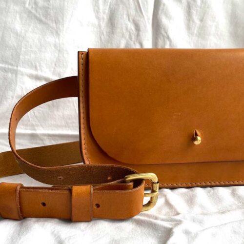 Paula Kirkwood - Belt Bag Tan