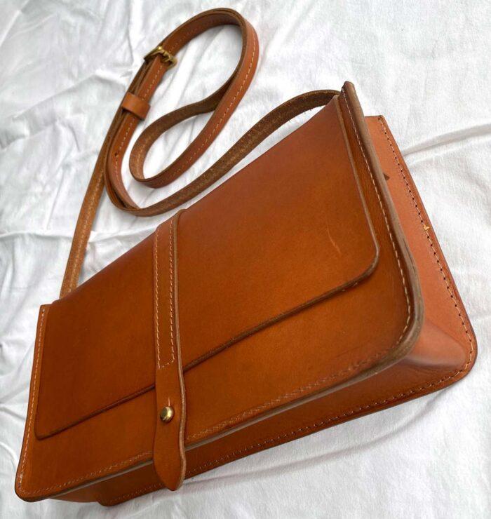 Paula Kirkwood - Box Handbag 2