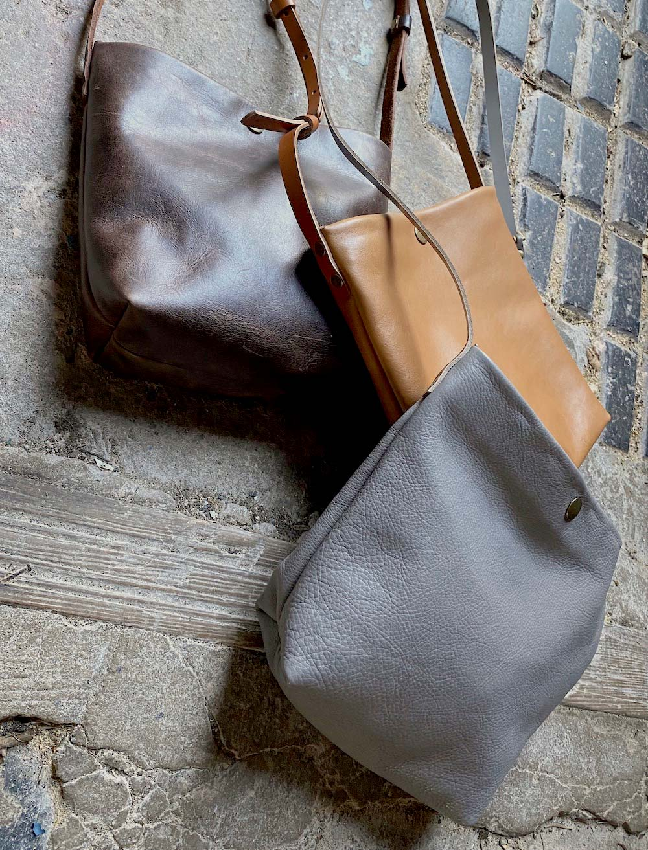 Paula Kirkwood - Fold Handbag no 1 4