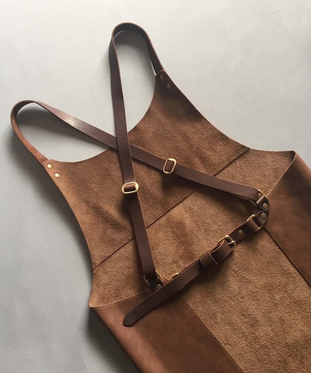 Paula Kirkwood - Leather Apron 3