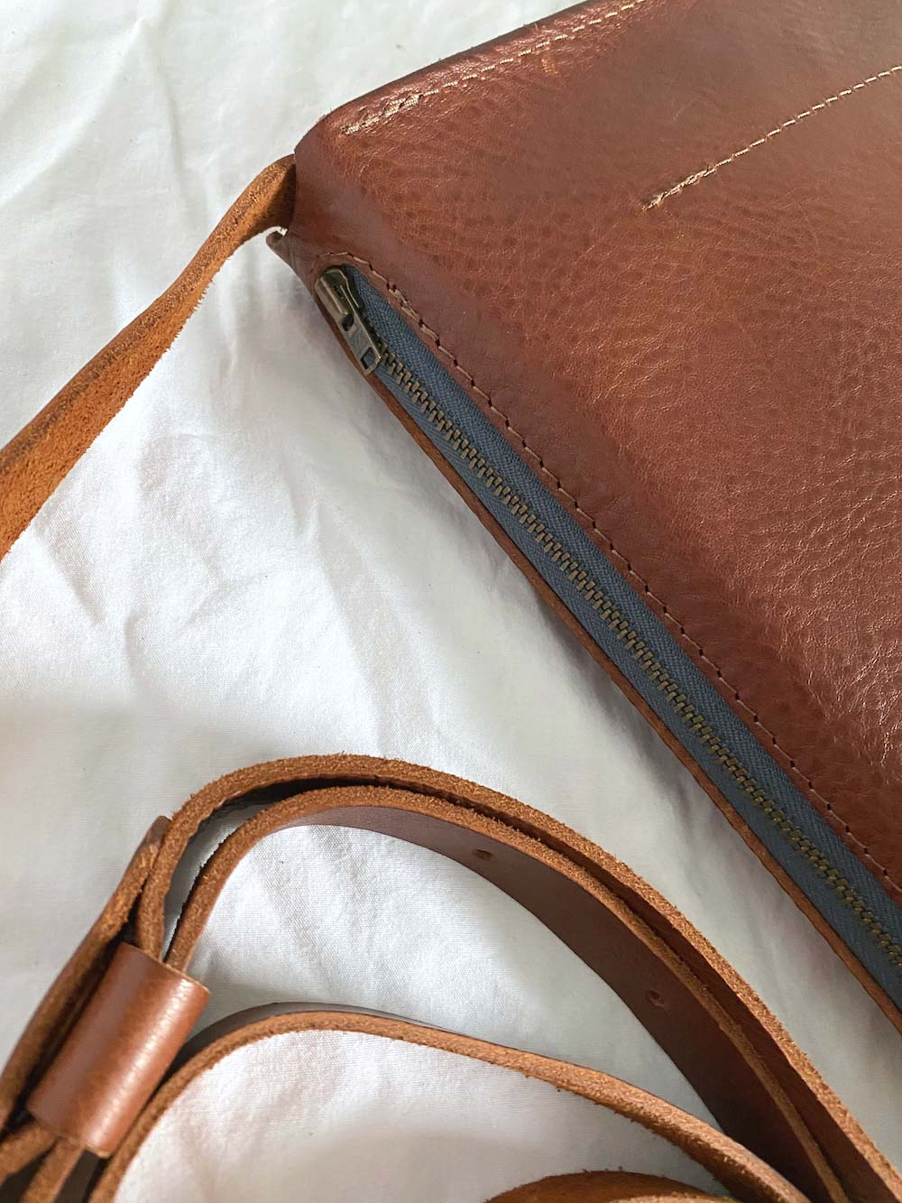 Paula Kirkwood - Zip Top Handbag 1