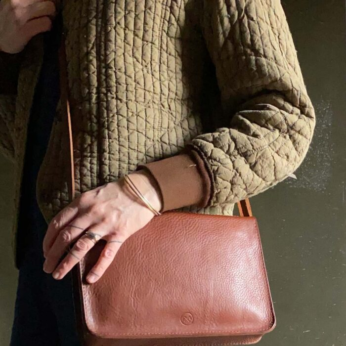 Paula Kirkwood - Zip Top Handbag 5